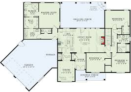 split floor plans with angled garage 60615nd architectural
