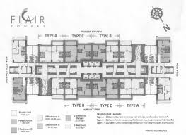 studio layouts north tower flair towers