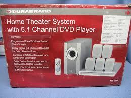 durabrand home theater system durabrand dvd player 5 1 surround sound theatre system allsold
