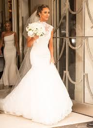 wedding dresses sheffield tom cleverley marries towie georgina dorsett daily mail online