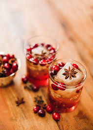 cranberry bourbon cocktail cheap thanksgiving