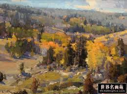 Mountain Landscape Paintings by 151 Best Mountain Painting Images On Pinterest Landscape