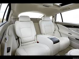2008 Bmw 550i Interior 2008 Bmw 5 Series Gran Turismo Interior Rear Seats Wallpaper 57