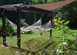 backyard u0026 patio lovely charming expedition homemade hammock stand