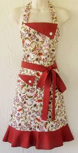43 best aprons images on kitchen aprons sewing aprons