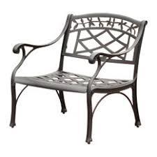 cast aluminum patio furniture houzz