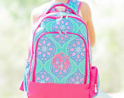 book bags with bows marlee backpack etsy