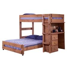 Wooden Bunk Beds Wood Bunk Bed Twin Over Full Home Design Ideas