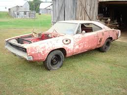 68 dodge charger rt 440 1968 dodge charger r t 440 auto needs restoration