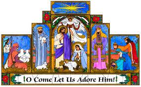 top 84 nativity scene clip art free clipart spot