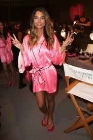 models backstage at 2012 secret u0027s fashion show in nyc