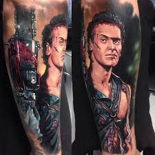 ash army of darkness tattoo richmond tattoo shops