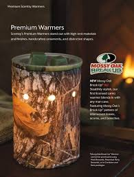 wickless your way new scentsy mossy oak up warmer