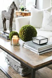 Decor For Coffee Table 39 Best Coffee Table Styling Images On Pinterest Coffee Table