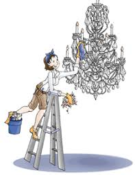 Cleaning Chandelier Crystals Crystalchaneliercleaning Logo1sml Jpg