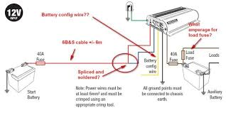newhilux net u2022 view topic redarc bcdc1225 wiring guide