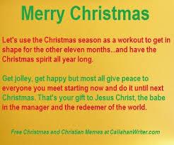 Christian Christmas Memes - merry christmas christ centered christmas memes fibro chions