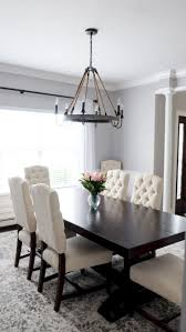 nice dining rooms best 25 dining room decorating ideas on pinterest lighting for