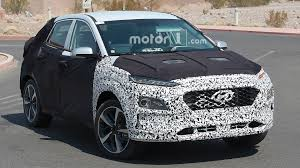 hyundai crossover hyundai to launch two new small crossovers by 2018