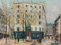 bureau de poste ste catherine 224 best maurice utrillo 1883 1955 images on on