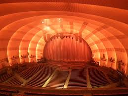 Radio City Floor Plan Theater Tag Archdaily