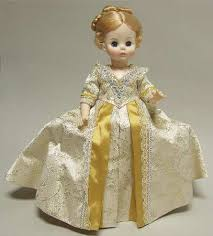 madame series 4 doll at replacements ltd
