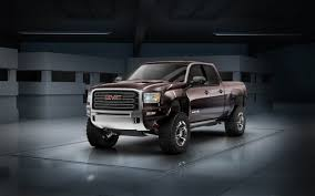 concept off road truck gmc sierra all terrain hd 4x4 off road concept to take on f 150 raptor