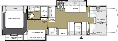 floor plans u2013 turn key rv rentals in eugene oregon oregon rv
