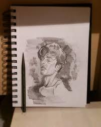 sketch of a man album on imgur