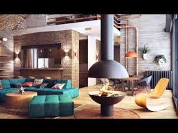 Loft Style In The Interior New Style  Design YouTube - New style interior design