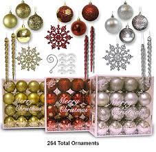 ornaments assorted combo of 564 ornaments and