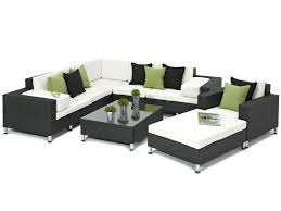 Black Corner Sofas Rattan Corner Sofa Garden Furniture Selection Bp7 Umpsa 78 Sofas