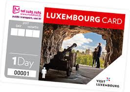 luxembourg card visit luxembourg visit luxembourg