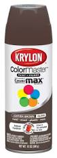 amazon com krylon k05250102 paint enamel 12 oz leather brown