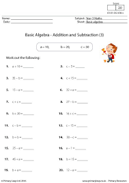 free year 3 printable resource worksheets for kids