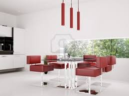 Red Dining Room Table Dining Room China Red Dining Chair Made Of Leather Combined With