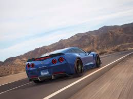 fastest production corvette made electric chevy corvette selling for 750 000 business insider