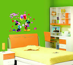 free shipping cartoon 3d kids mouse home decor wall stickers for