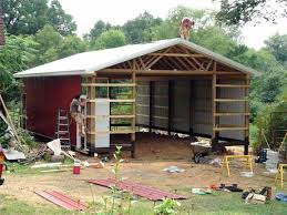How To Build A Pole Shed Plans by 20130609