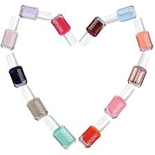 a few of my favorite things essie nail polish topknots u0026 polkadots