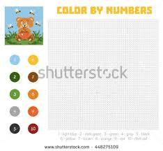 coloring book bear stock vector 185836745 shutterstock