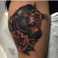 84 traditional panther tattoos ideas with meaning