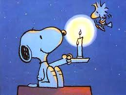 snoopy lights a candle family song
