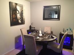 apartment dining room small apartment contemporary dining room los angeles by