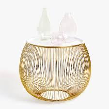 Zara Home Side Table Accent Furniture Zara Home Pre Autumn Collection 2017