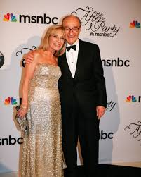 andrea mitchell nbc news correspondent andrea mitchell married alan greenspan in