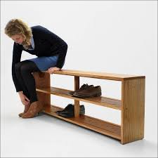bench with shoe cubby good cubby shoe storage bench with doors