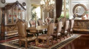 Michael Amini Dining Room Set Tuscano Rectangular Dining Room Collection From Aico Furniture