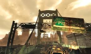pittsburgh is the model for another post apocalyptic landscape in