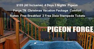 Comfort Inn In Pigeon Forge Tn 109 Pigeon Forge Comfort Suites 4 Day Christmas Deal